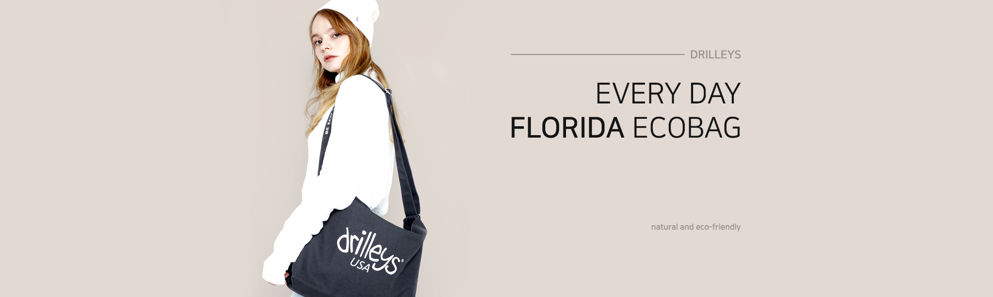 drilleys florida eco bag