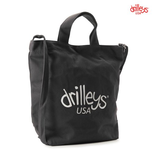 Drilleys Eco Cross Bag Grey
