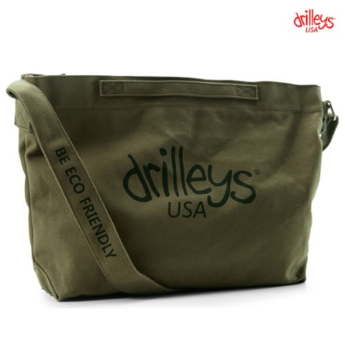 Drilleys Florida Eco Bag Khaki