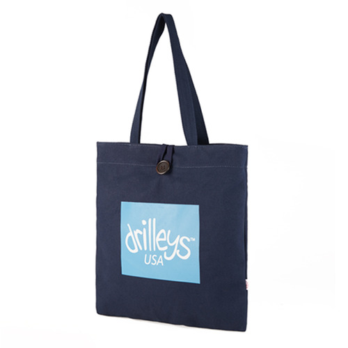 Drilleys Eco Bag Navy Blue
