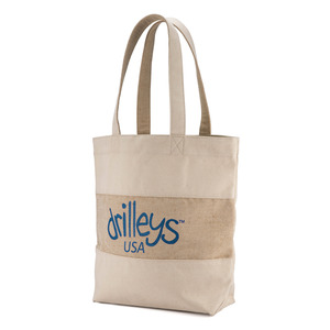 Drilleys Earth Eco Bag Blue