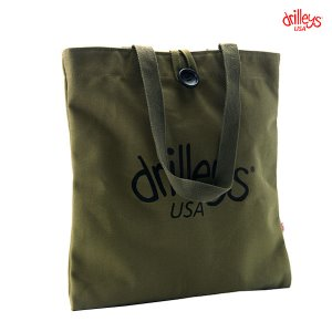 Drilleys Eco Bag Khaki