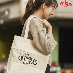 Drilleys Earth Eco Bag Natural Black