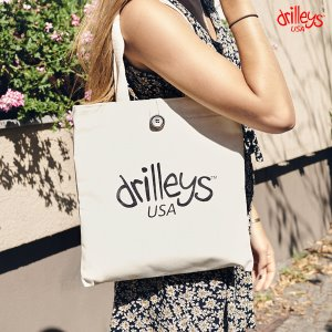 Drilleys Eco Bag Natural