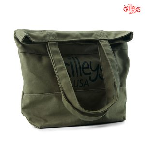 Drilleys Earth Eco Bag Khaki