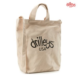 Drilleys Eco Cross Bag Natural