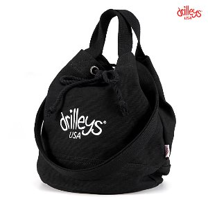 Drilleys 2Way Circle Bag Black