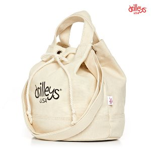 Drilleys 2Way Circle Bag Natural